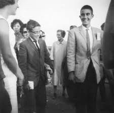 Carlos Eire leaving Cuba