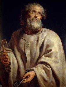 Rubens St Peter