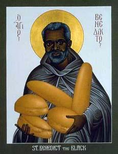 St Benedict il Moro