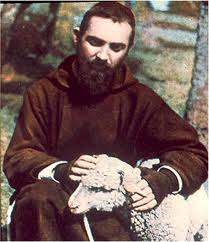 Padre Pio young
