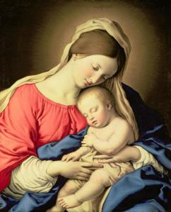 madonna-and-child-il-sassoferrato