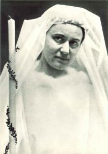 Edith Stein 1934 Kolner Karmel